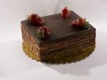 Çilekli Çikolatalı